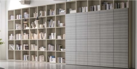 Книжный шкаф LIBRERIA, Италия