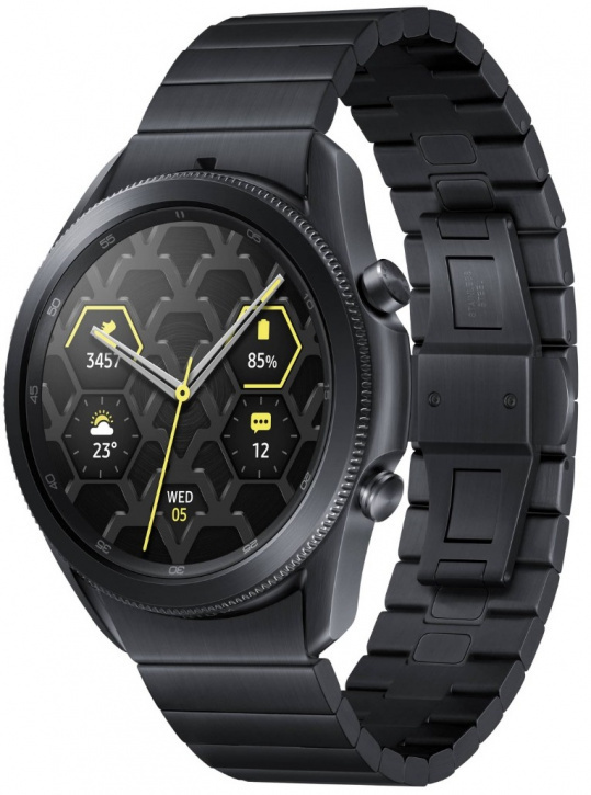 Galaxy Watch 3 Умные часы Samsung Galaxy Watch 3 41мм (Черный Титан) onix1.jpeg