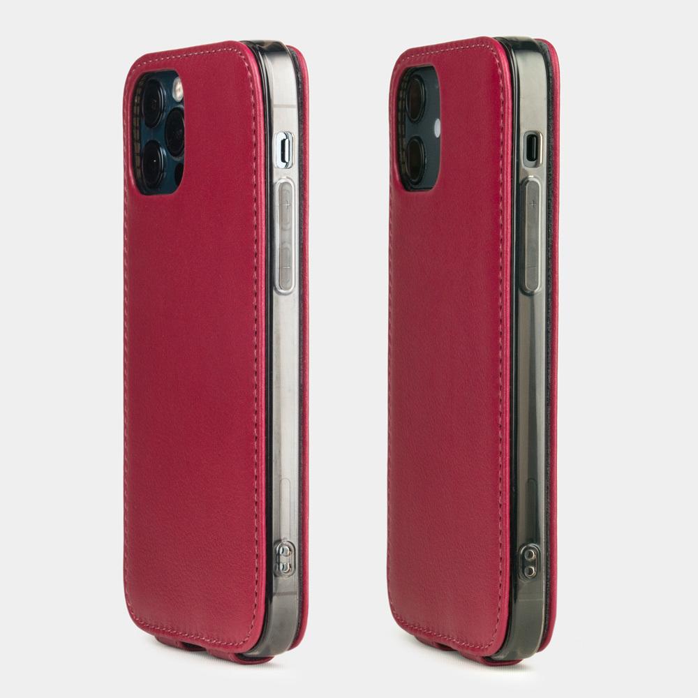 Case for iPhone 12 & 12 Pro - fushia