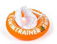 Круг для плавания SWIMTRAINER classic, оранжевый (от 2 до 6 лет, продвинутые)