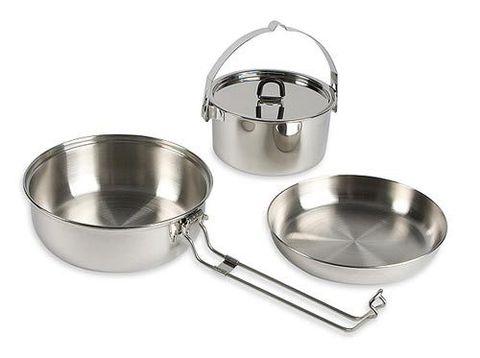 Картинка набор посуды Tatonka Camp Set Large  - 1