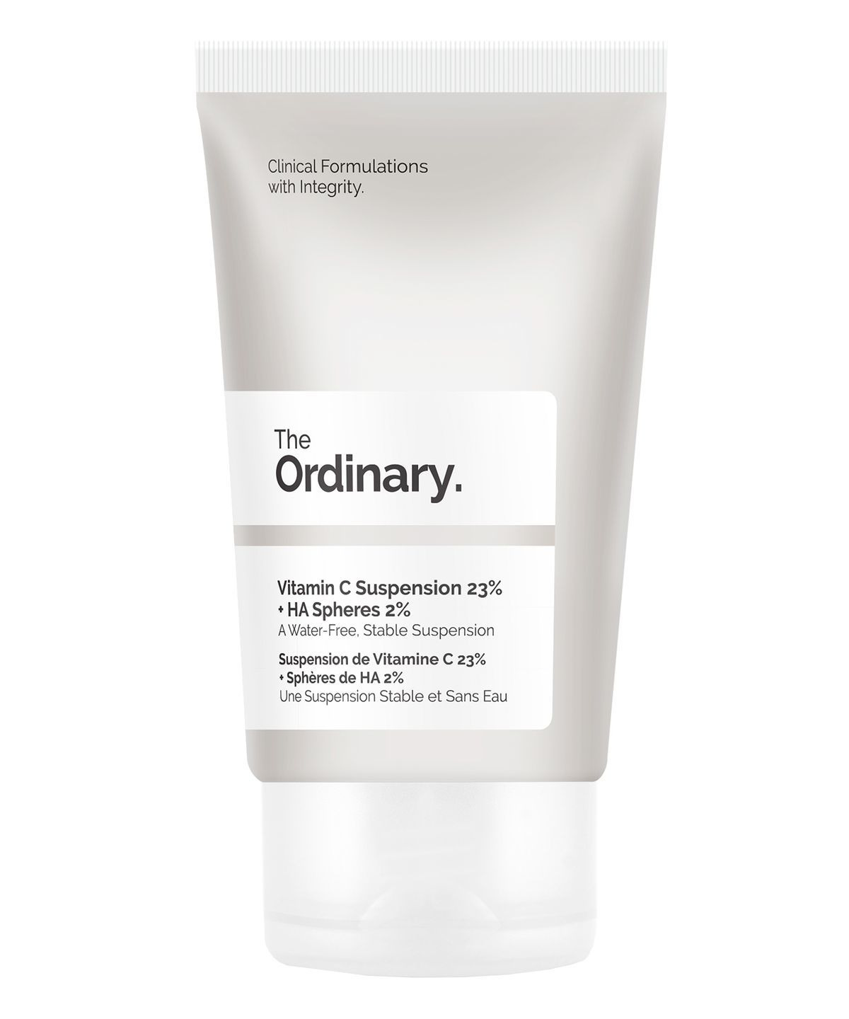 The Ordinary Vitamin C Suspension 23% + HA Spheres 2% сыворотка для лица 30мл