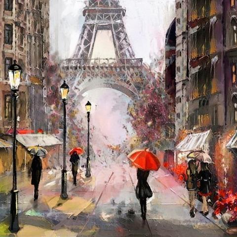 Париж 5
