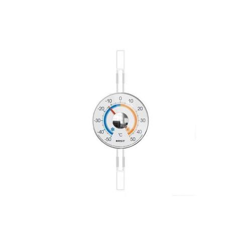 Термометр биметаллический на липучке RST 02097