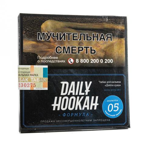Табак Daily Hookah 60 г Черничный Чизкейк
