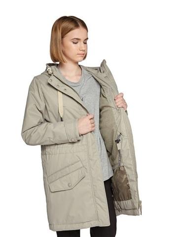 Детская куртка alpex км1166 (Оливковый)