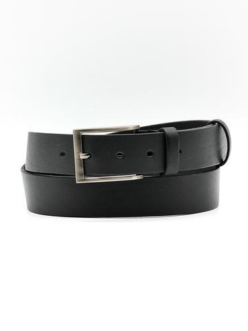Ремень для брюк чёрный Doublecity RC33-01-01
