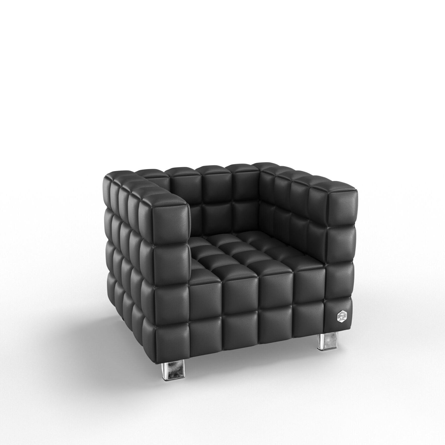 Мягкое кресло KULIK SYSTEM NEXUS Кожа 1