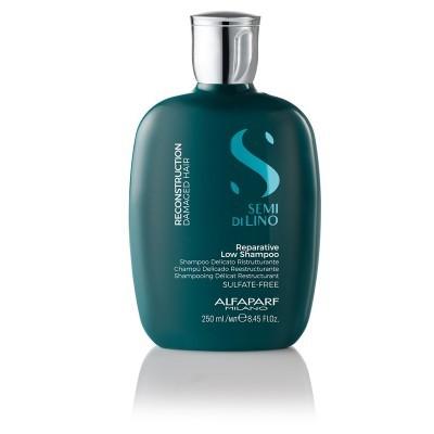 Alfaparf Milano SDL Reconstruction: Шампунь для поврежденных волос (SDL R Reparative Low Shampoo), 250мл/1л
