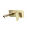 Встраиваемый смеситель для раковины ALEXIA 3620OC золотой - фото №1