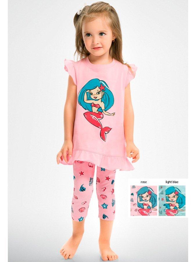 GNML332 пижама для девочек