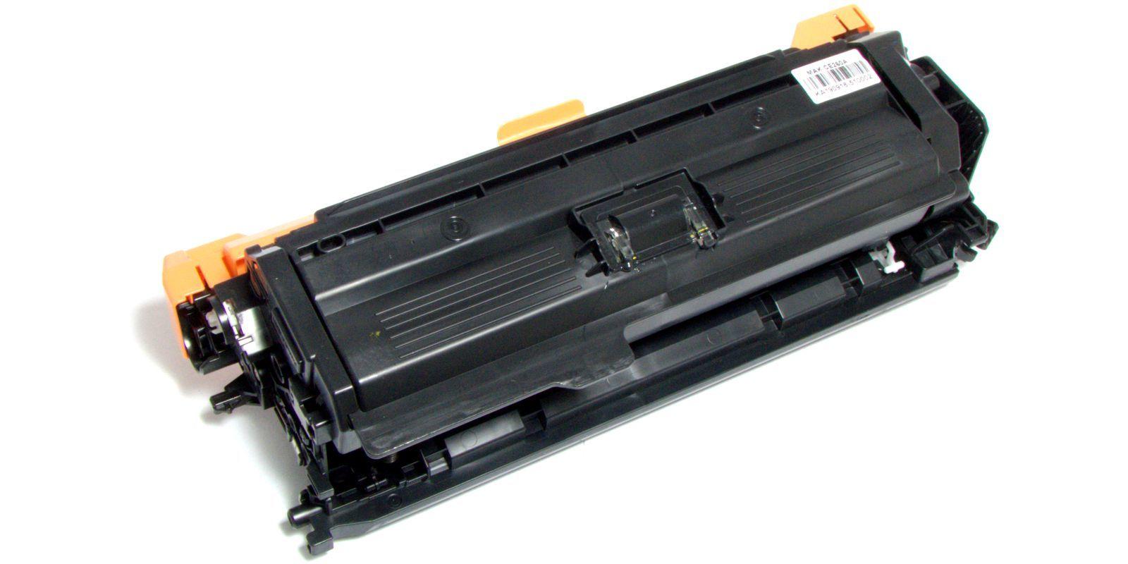 Картридж лазерный цветной КАРАКУМ 648A CE263A пурпурный (magenta), до 11 000 стр.