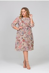 Платье Хризантема