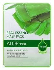 Тканевая маска с экстрактом алоэ Juno Jluna Real Essence Mask Pack, Aloe