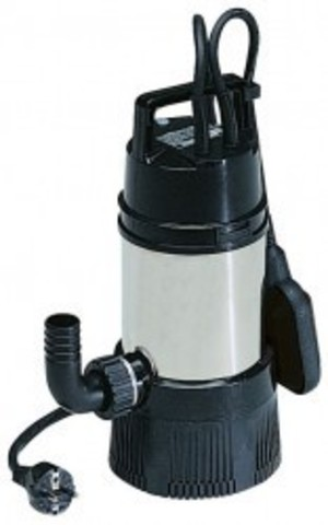 FLOTEC SUB 3S (Hпод-30м,P-0,8кВт,Q-100л/мин, Dвых-11/4
