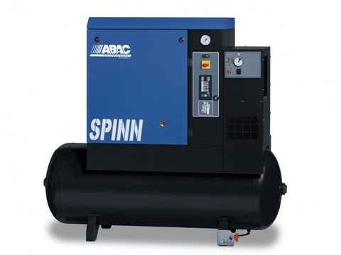 Винтовой компрессор Abac SPINN.E 7,5-270 ST (10 бар)