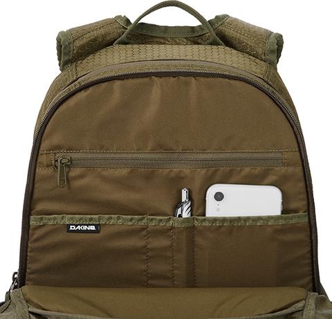 Картинка рюкзак городской Dakine campus m 25l Dark Ashcroft Camo - 5