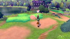 Pokémon Shield (Nintendo Switch, английская версия)