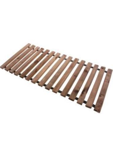 Дорожка садовая деревянная 40*90 см палисандр