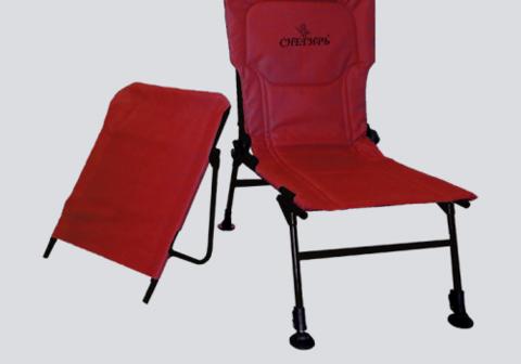 Кресло-трансформер для зимней рыбалки Снегирь