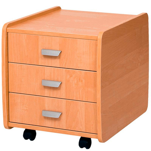 Тумба Астек 3 ящика