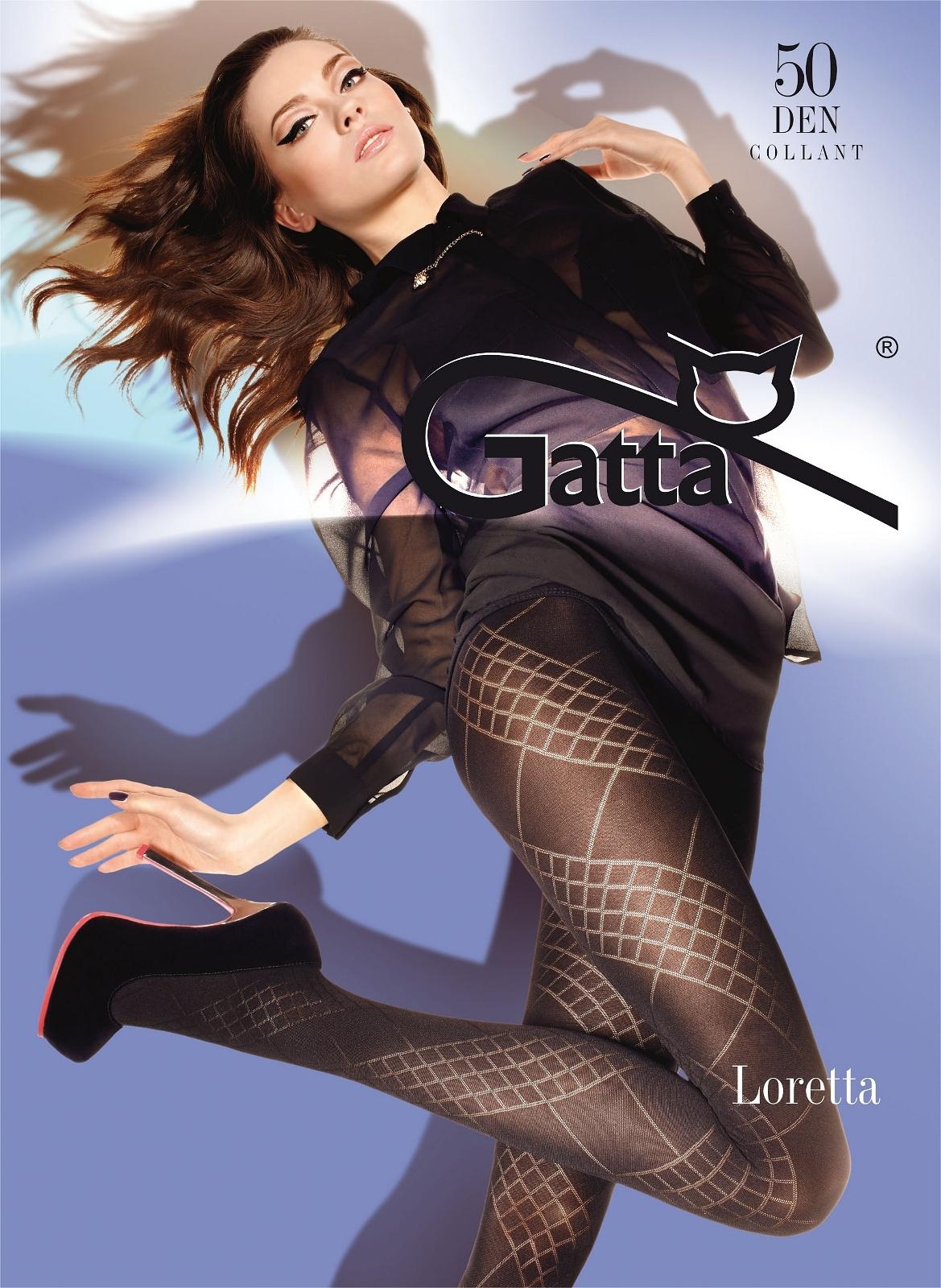 Колготки Gatta Loretta 85