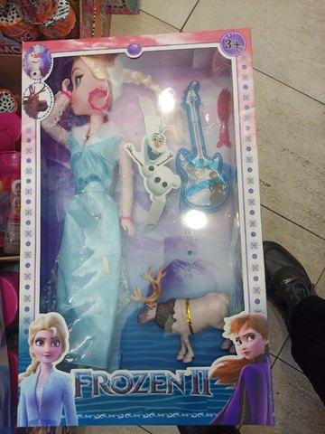Набор куклы Холодное сердце