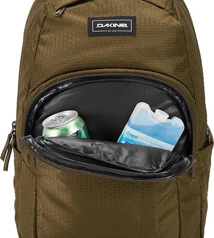 Картинка рюкзак городской Dakine campus m 25l Dark Ashcroft Camo - 6