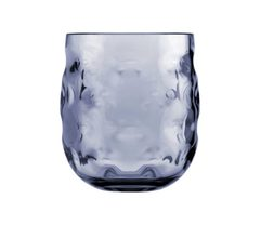 WATER GLASS, MOON – BLUE
