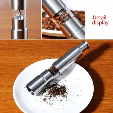 Мельница для перца и специй механическая Pepper Mill
