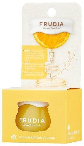 FRUDIA Крем с цитрусом, придающий сияние коже Миниатюра (10г) / Frudia Citrus Brightening Cream Miniature