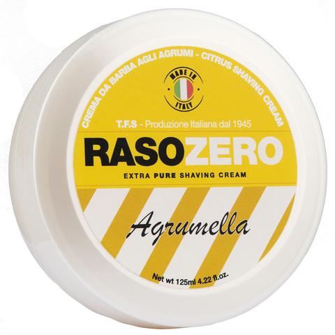 Мыло для бритья Rasozero 125 мл Agrumella