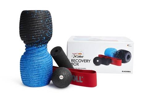Набор для тренировок BLACKROLL® RECOVERY BOX Red Bull X-Alps