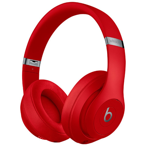Наушники Bluetooth Beats Studio3 Wireless Red (MQD02ZE/A)