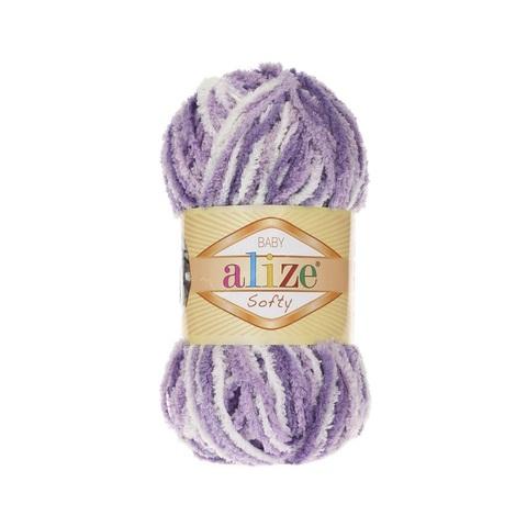 Пряжа Alize Softy цвет 51627