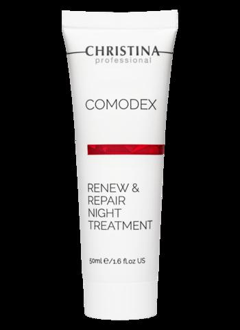 Сhristina Ночная обновляющая сыворотка-восстановление | Comodex Renew & Repair Night Treatment