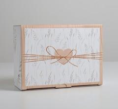 Коробка‒пенал For you, 26 × 19 × 10 см, 1 шт.