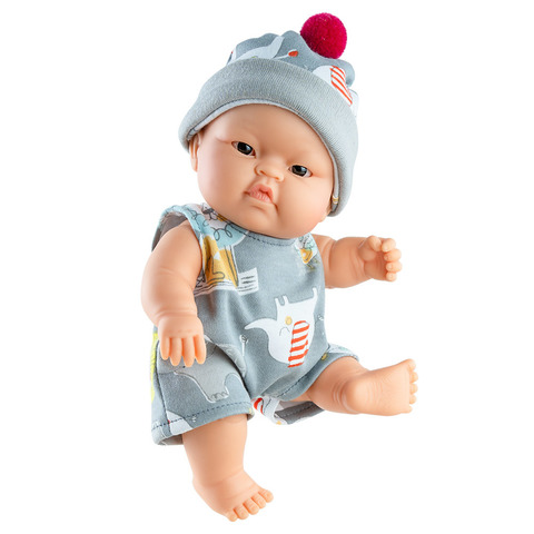 ПРЕДЗАКАЗ! Кукла-пупс Лукас, 22 см, Паола Рейна