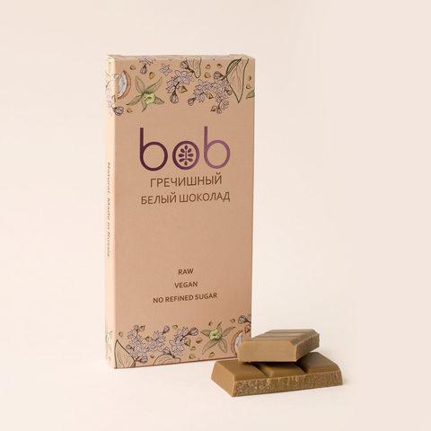 Bob гречишный белый шоколад