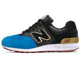 Кроссовки Мужские New Balance 576 Blue Black