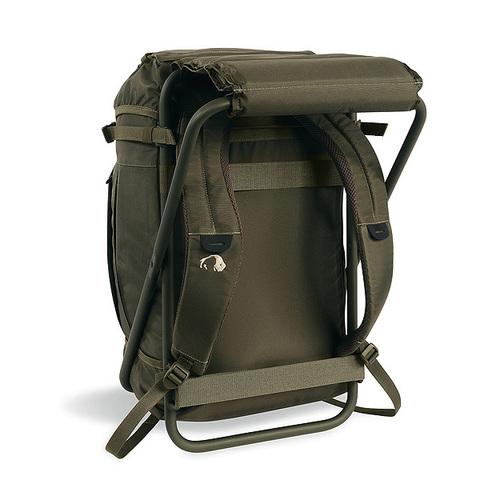 Картинка рюкзак-стул Tatonka Petri Chair Olive - 2