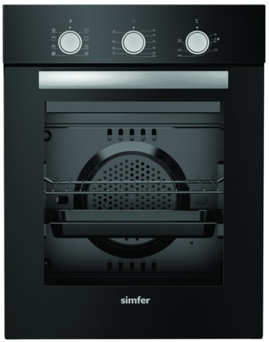 Встраиваемый духовой шкаф Simfer B4ES18011