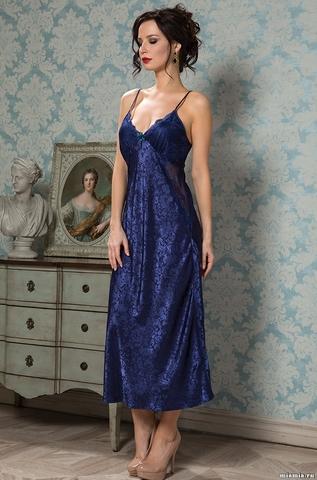 Длинная сорочка Mia-Amore 9538 ANGELINA_DELUXE