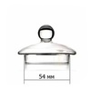 Стеклянная крышка для чайника 54 мм
