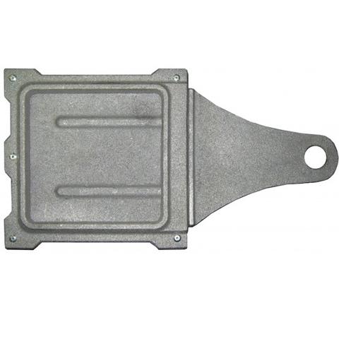 Задвижка печная ЗВ-1 Литком 340х184х33мм (130×130мм)