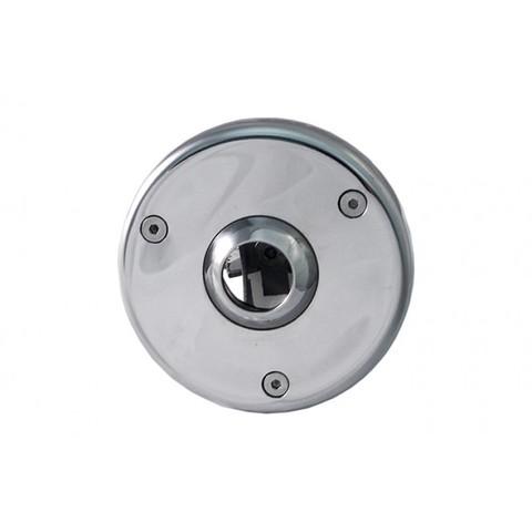 Форсунка стеновая диаметр 95 универсальная с распорным механизмом диаметр 50, AISI-304 XENOZONE