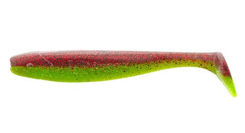 Мягкая приманка Lucky John MINNOW 5.5in (139 мм), цвет T44, 4 шт.
