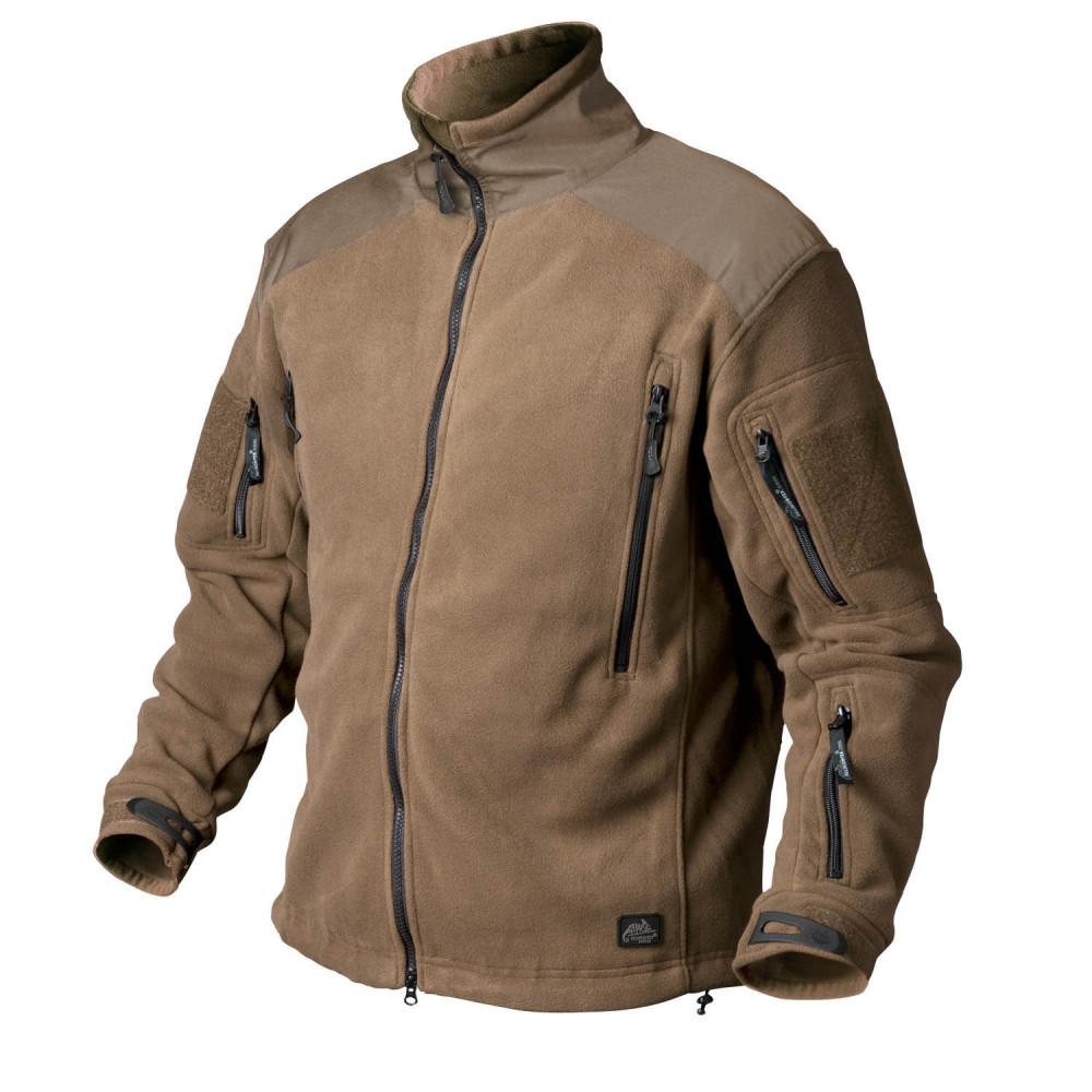 Куртка флис Helikon LIBERTY Jacket - Double Fleece - Coyote