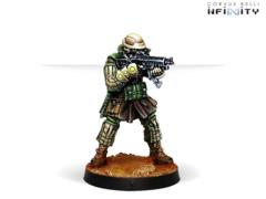 Hakim (вооружен Submachine Gun)