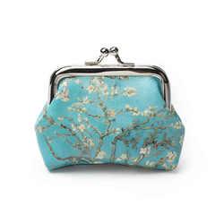 Pul qabı \ Кошелек \ Handbags Van Gogh Almond Blossom